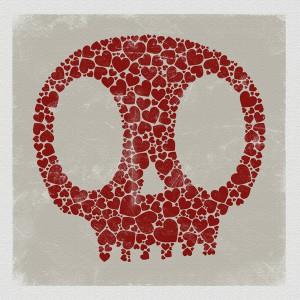 Skull Of Hearts