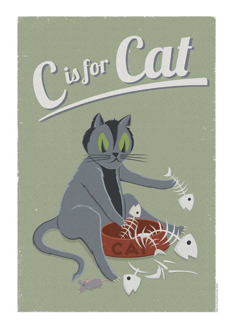 C is for Cat