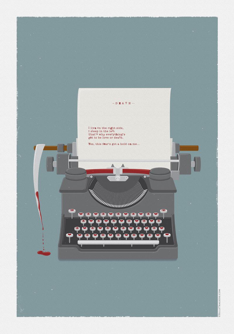 Death writer